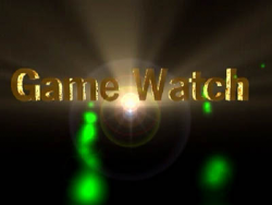 Game Watch - virtuelle Kinematik Animation