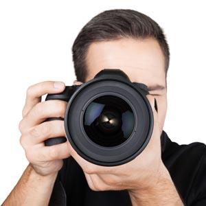 Immer perfekt in Szene - für alle Einsatzbereiche gerüstet mit High End Fotoequipment und mobiler Studioblitzanlage